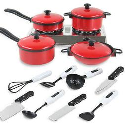 13 sets pots and pans kitchen cookware