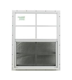 18 x 23 Shed Window SAFETY / TEMPERED GLASS Garage Playhouse