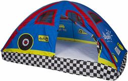 Pacific Play Tents 19710 Kids Rad Racer Bed Tent Playhouse -
