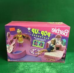 1994 Barbie Pop Up PlayHouse NIB By Mattel