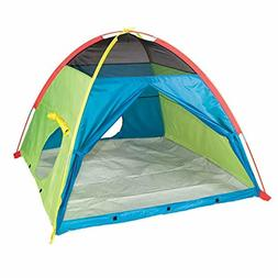 Pacific Play Tents 40205 Super Duper 4 Kids Playhouse Tent -