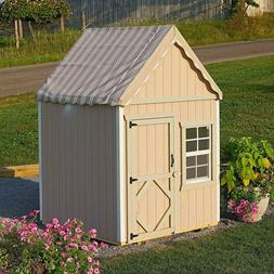 Little Cottage Company 4x4 Sweetbriar Playhouse with Alabama