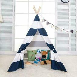 6 indian play tent teepee kids playhouse