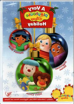 A VERY PLAYHOUSE DISNEY HOLIDAY Movie on DVD of CHILDREN Kid