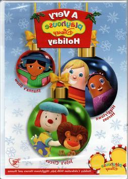 A VERY PLAYHOUSE DISNEY HOLIDAY Movie on DVD of CHILDREN Kid