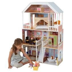 Barbie Dream House Size Dollhouse Furniture Girls Playhouse