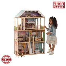 Barbie Size Doll House Girls Dream Play Playhouse Dollhouse