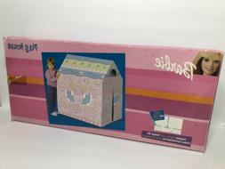 Barbie Vintage 2000 pop up play house tent In Box