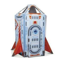 Cardboard Indoor Playhouse - Rocket Ship - Melissa & Doug Fr