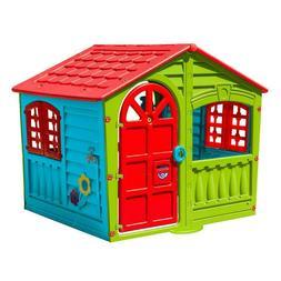 Children's Play House Indoor Outdoor Backyard Playhouse Kids