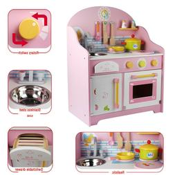 Children's Play House Simulation Cooking Family Game Gas Sto