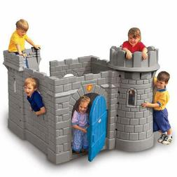 Little Tikes Classic Castle Jungle Gym Playhouse Strong Dura
