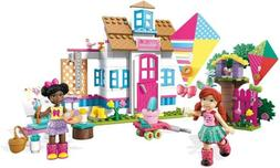 Mega Construx Wellie Wishers Playful Playhouse For Girls Bui