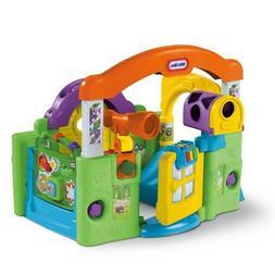 Little Tikes Developmental Activity Garden Playhouse Spinnin
