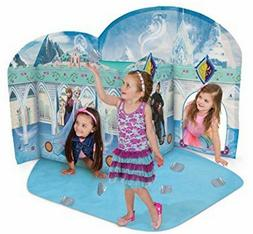 Playhut Disney Frozen Ice Skate Castle Playhouse Play Tent F