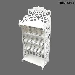 Doll Shoes Rack Playhouse Accessories For 11.5inch Doll Furn
