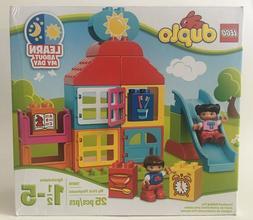 LEGO DUPLO 10616 MY FIRST PLAYHOUSE SET PRESCHOOL BUILDING T
