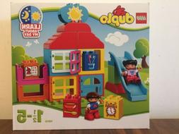 Lego Duplo My First Play House 10616  Recommended Age 1.5-5y