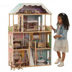 Easy Assembly Large Doll House Girls Dream Playhouse Dollhou
