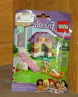 LEGO FRIENDS 41025 PUPPY's PLAYHOUSE Series 3 ~ NEW