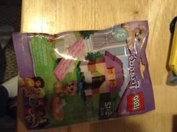 LEGO Friends Puppy's Playhouse  New Sealed Polybag