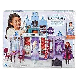 Frozen Dream House Size Dollhouse Furniture Girls Playhouse