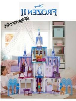 Disney Frozen II 2 Ultimate Arendelle Castle Playset Play Ho
