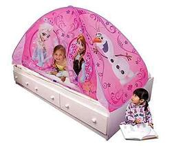 Frozen Kids Indoor Playhouse Princess House Castle Bed Tent