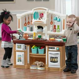Step2 Fun With Friends Kitchen Play Set Food Cooking System