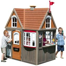 Greystone Cottage Playhouse by KidKraft
