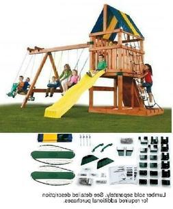 Hardware For Backyard Play Set DIY Custom Kids Swing Slide O