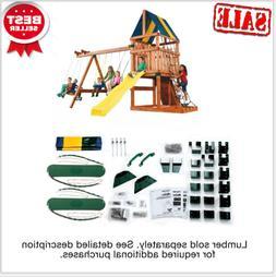 Hardware For Backyard Play Set DIY Custom Kids Swing Slide P