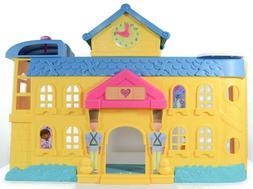 Disney Junior Doc McStuffins Hospital Playset Only Doll Hous