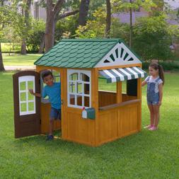 Kidkraft 00403 Kids Garden View Outdoor Awning Playhouse