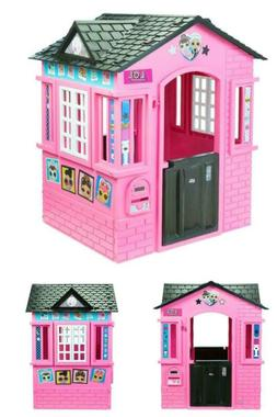 Kids Play House Indoor Outdoor LOL Surprise Cottage Playhous