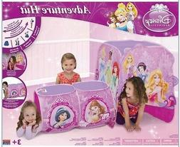 Kids Disney Princess DISCOVERY PLAYHUT + TUNNEL Playhouse Ca