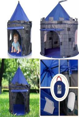 knight s castle pop up kids playhouse