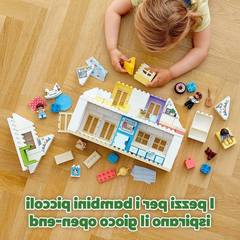LEGO 10929 Modular 3-in-1 Set, Dolls for Year