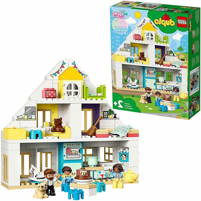 10929 duplo town modular playhouse 3 in