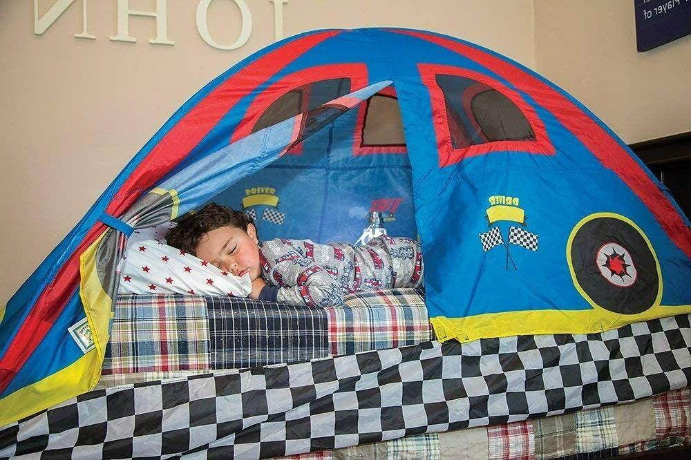 Pacific Tents Kids Rad Racer Tent Playhouse Size