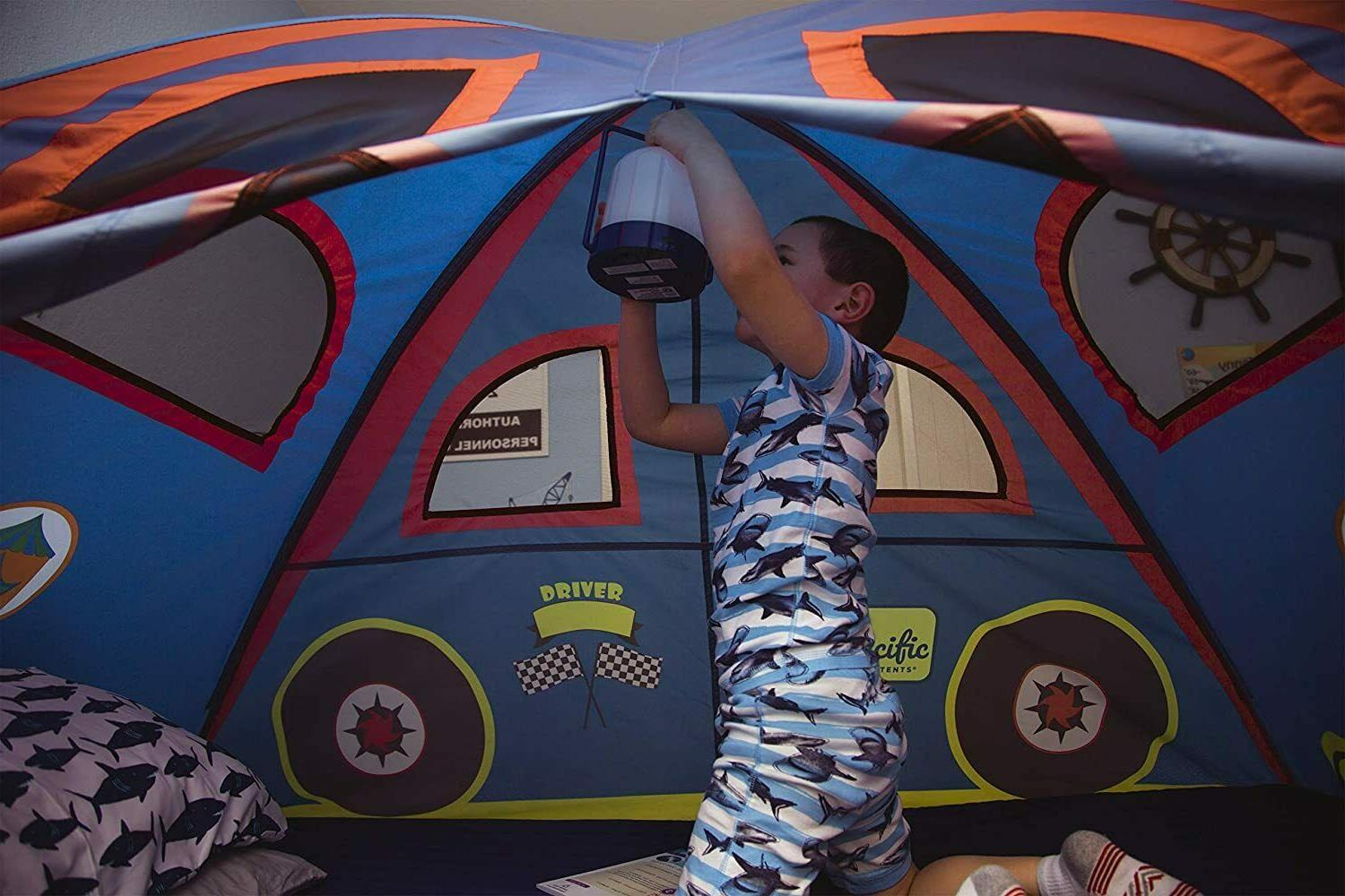 Pacific Tents Kids Rad Tent Twin Size