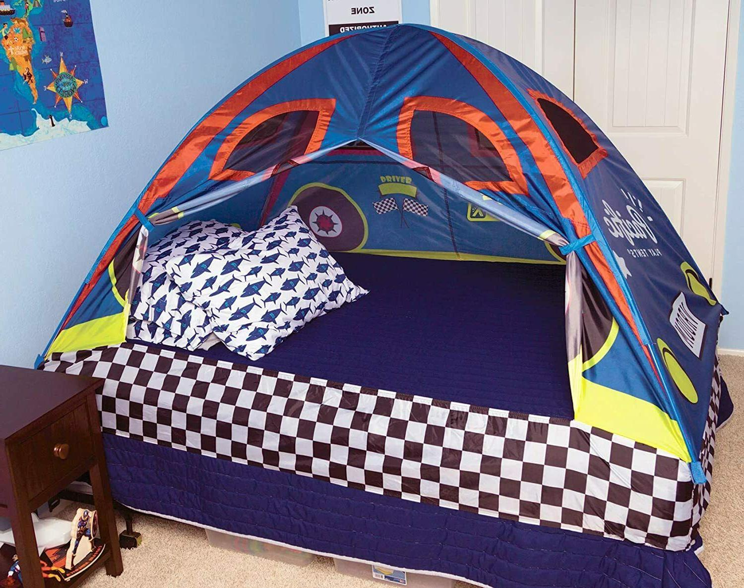 Pacific Play Kids Rad Tent Playhouse Twin Size