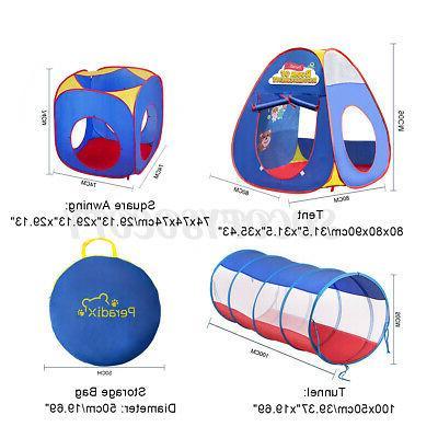 Folding Kid Tent Indoor Playhouse