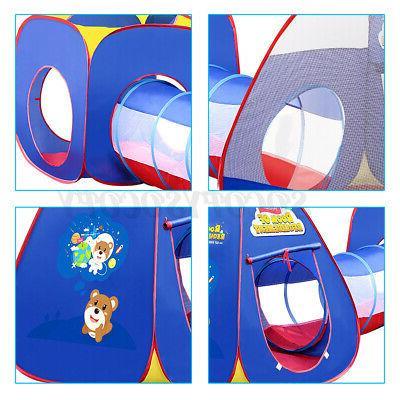 3 Folding Tent Playhouse