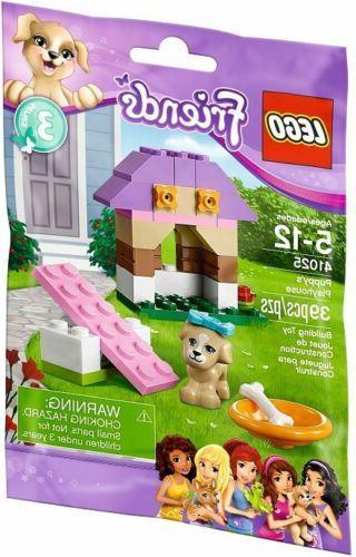 41025 friends puppy s playhouse brand new