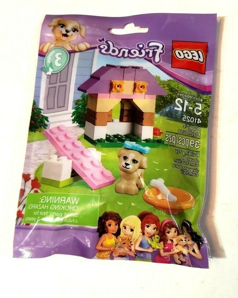 41025 friends puppy s playhouse polybag brand