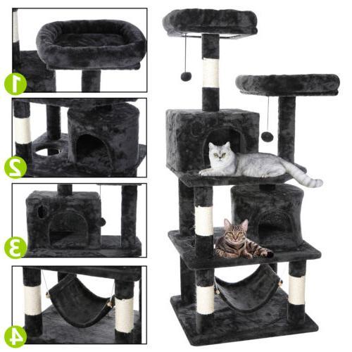 "57"" Pet Furniture Play House Hammock"