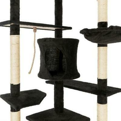 """80"""" Tree Play House Cat Condo Toy Bed"""