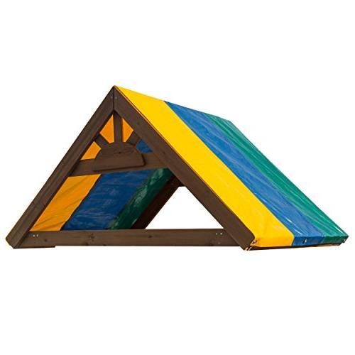 Multi-Color Swing Set Tarp, Multicolor
