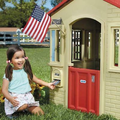 Little Outdoor Playhouse Cottage